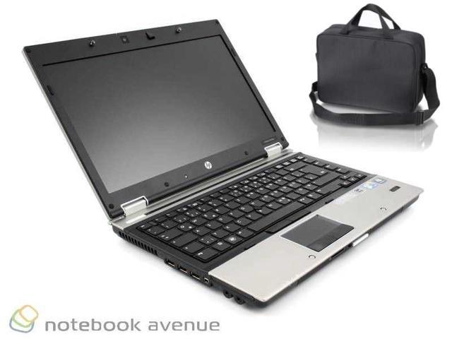 HP EliteBook 8440P Core i5 520M 2.4GHz 4GB / 250GB 14