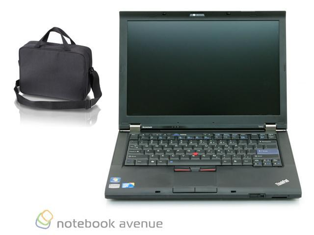 Lenovo Thinkpad T410 i5 560M 2.66GHz 4GB 320GB Win 7 Pro 64 DVDRW Webcam Wifi Laptop 14.1