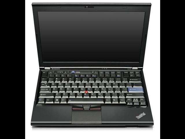 Lenovo ThinkPad X220 Intel i5 2520M 2.5GHz 8GB / 320GB HD Webcam WiFi BT 12.5in 1366 x 768 LCD Win 7 Pro