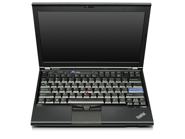 Lenovo ThinkPad X220 Notebook - Intel i5 2520M 2.5GHz, 8GB / 128GB SSD Webcam, WiFi BT, 12.5in 1366 x 768 LCD, Win 7 Pro