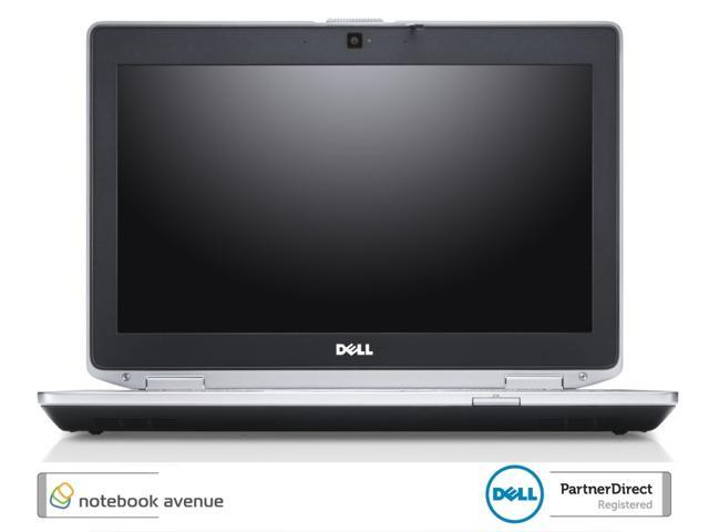 "Dell Latitude E6420 Intel Core i5 2520M 2.5GHz 4GB 250GB DVD RW 14.1"" HD 1366x768 LCD vPro Webcam Win 7 Pro"