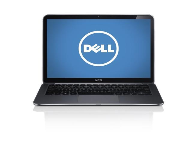 New DELL XPS 13 Notebook Intel Core i7 4500U (1.80GHz) 8GB 256GB SSD HD Graphics 4400 13.3