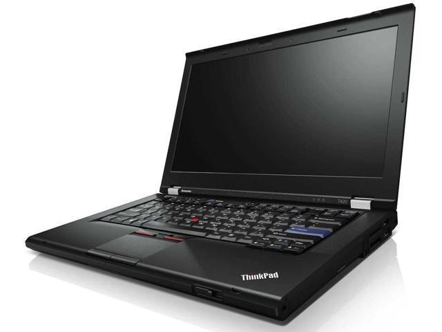 Lenovo ThinkPad T420 Notebook - Intel Core i5 2520 (2.50GHz), 4GB 320GB, WiFi BT Webcam DVDRW, 14