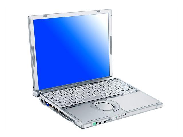 Panasonic Toughbook CF-T8 CF-T8HWGTZ2M Intel Core 2 Duo U9600 (1.60GHz) 2GB 250GB HD 12.1