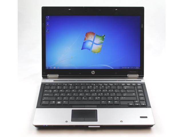 HP EliteBook 8440P Intel Core i5 520M (2.4GHz) 4GB 250GB Webcam Wifi DVDRW Fingerprint Reader 14