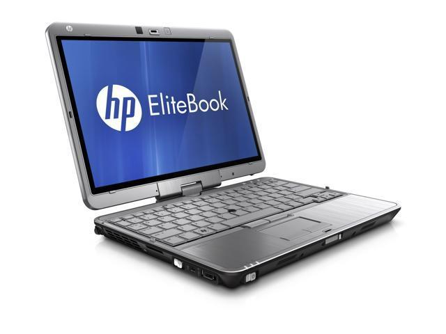 HP EliteBook 2760P Tablet PC i5 2520M (2.50GHz) 4GB 128GB SSD Drive 12.1