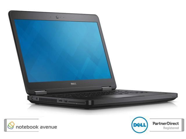 Dell Latitude E5440 Intel COre i5 4300U (1.9GHz) 8GB 500GB Hybrid Solid State Drive 14