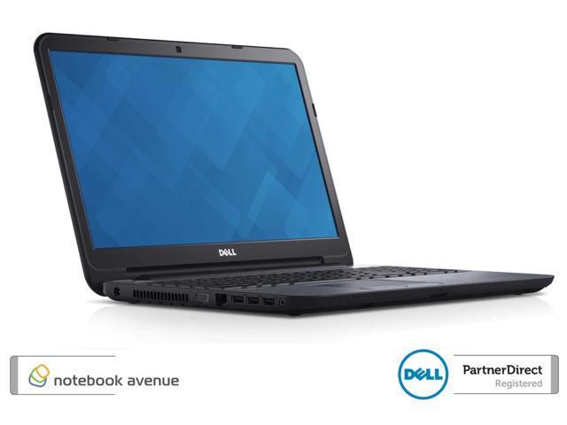 "Dell Latitude 15 3000 Series (3540) i3 4010U 4GB 320GB 15.6""HD (1366x768) Intel HD 4400 Graphics DVDRW BT Wifi Webcam Win 8 Pro 64 1Y ..."
