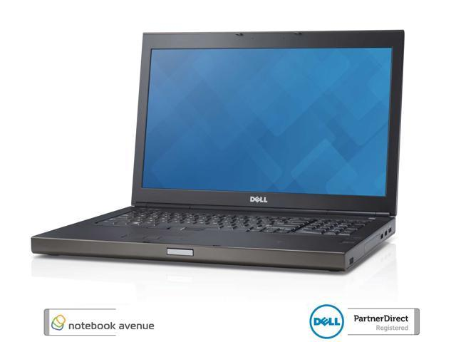 Dell Precision M6800 Workstation i7 4610M (3.0GHz) 16GB 500GB 17.3