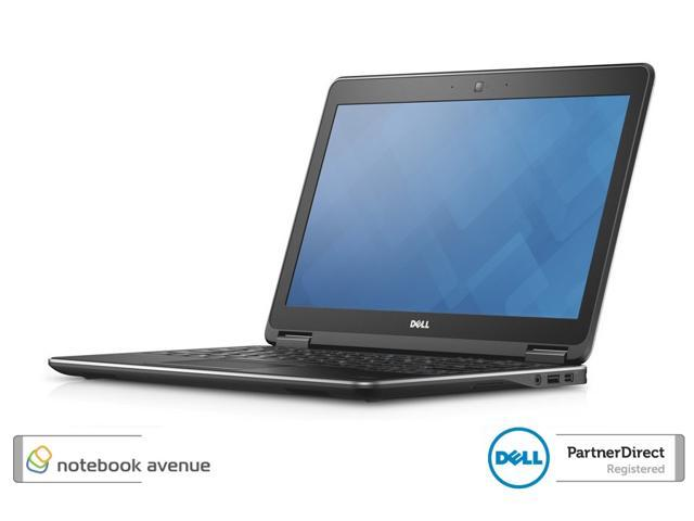 Dell Latitude 12 7000 Series Ultrabook E7240 i5 4310U (2.0GHz) 8GB 256GB SSD Solid State Drive 12