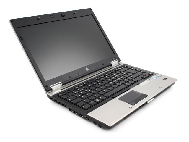 HP EliteBook 8440P Notebook - Intel Core i5 520M (2.4GHz), 4GB 500GB, 14