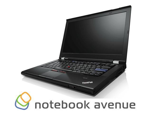 Lenovo ThinkPad T420, Intel Core i5-2520M (2.50GHz), 4GB/500GB, 14