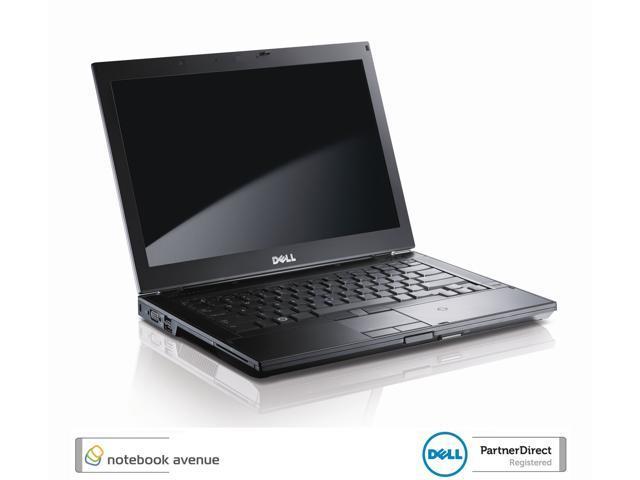 Dell Latitude E6410 Intel Core i7 640M (2.8GHz) 4GB 320GB 14.1