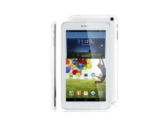 7 inch Sanei G708 Dual Core 3G Tablet PC Android 4.0 GPS 8GB ROM Bluetooth WCDMA Phone call