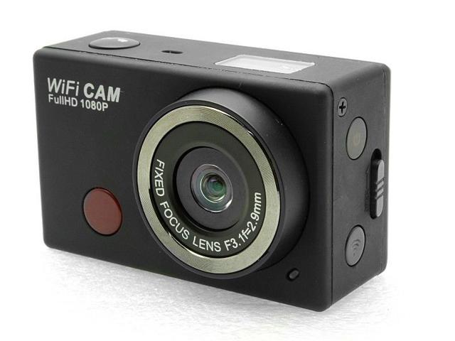 F21 5.0MP Full HD 1080P Waterproof Action Sport Camera CAM WiFi DV Camcorder WDV5000 Support Android IOS