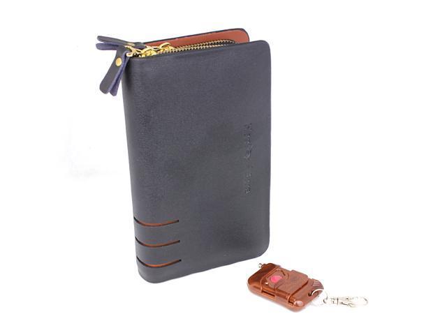 Wallet Bag Spy Wallet Camera Digital Video Recorder With Remote Controller 8GB Memory Wallet Hidden Camcorder