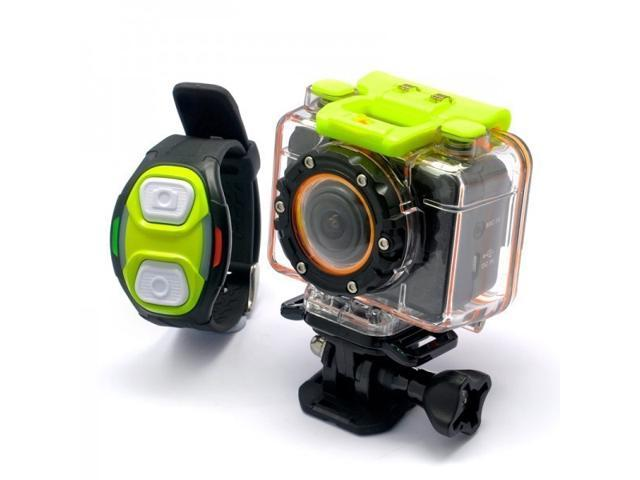 G8800 Wifi Watch Remote Control Full HD Action Camera Eyeshot Wide Lens Sport Waterproof 60M Go Pro Hero3 Style (not Go Pro brand)