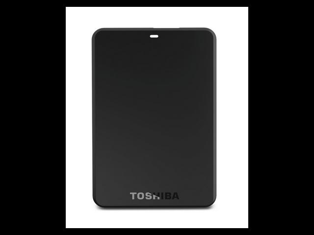 Toshiba 320GB Toshiba Canvio Basics 3.0 Portable Hard Drive in Black (HDTB103XK3AA)