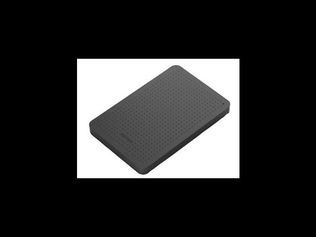 BUFFALO MiniStation 500 GB USB 3.0 Portable Hard Drive (HD-PCF500U3B)