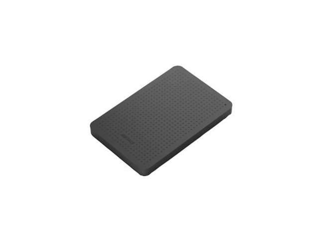 BUFFALO MiniStation 1 TB USB 3.0 Portable Hard Drive (HD-PCF1.0U3BB)