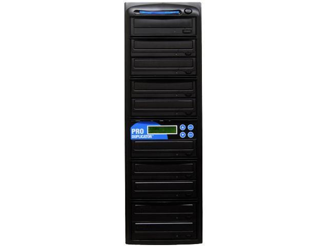 Produplicator 1-9 Target Blu-ray BDXL BD CD DVD Copier Duplicator 14x SATA Blu ray Burner
