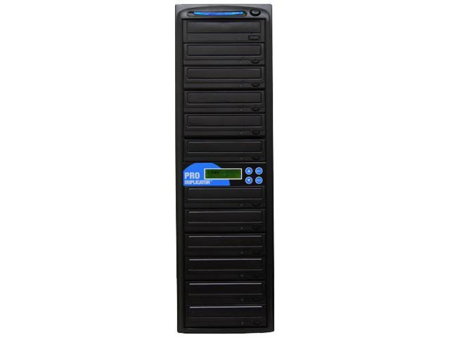Produplicator 1-11 Target Blu-ray BDXL BD CD DVD Copier Duplicator 14x SATA Blu ray Burner