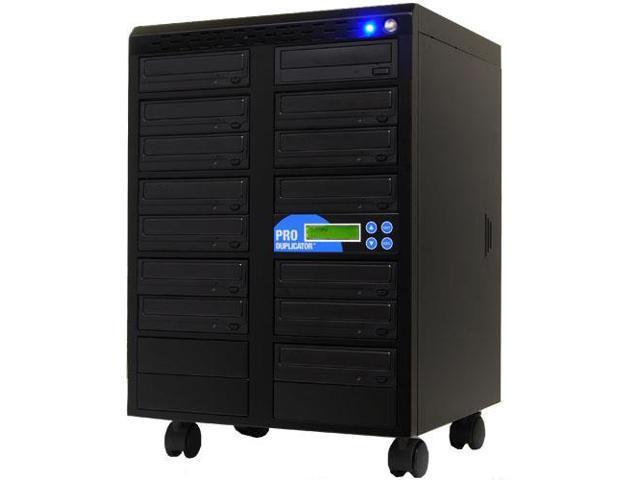 Produplicator 1-13 Target Blu-ray BDXL BD CD DVD Copier Duplicator 14x SATA Blu ray Burner