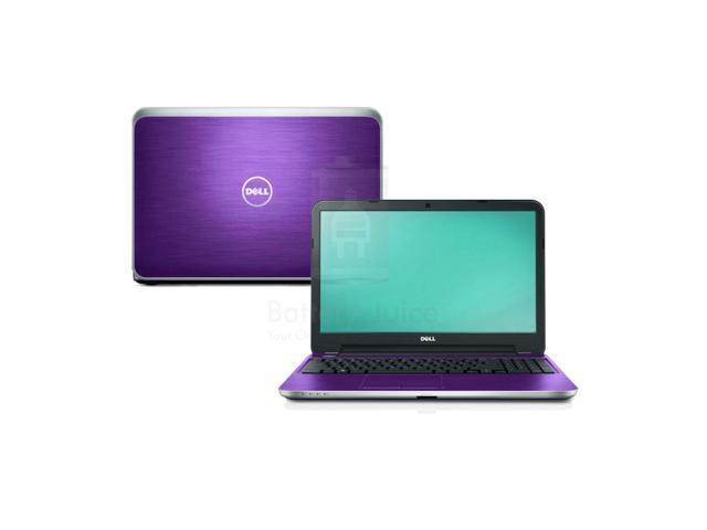 "DELL Inspiron 17R-5737 17.3"" Dual Core i5-4200U 8GB DDR3 1TB 1.60 GHz 5400 RPM, LED 1600 x 900 Display, Webcam, Win 8.1 - Purple"