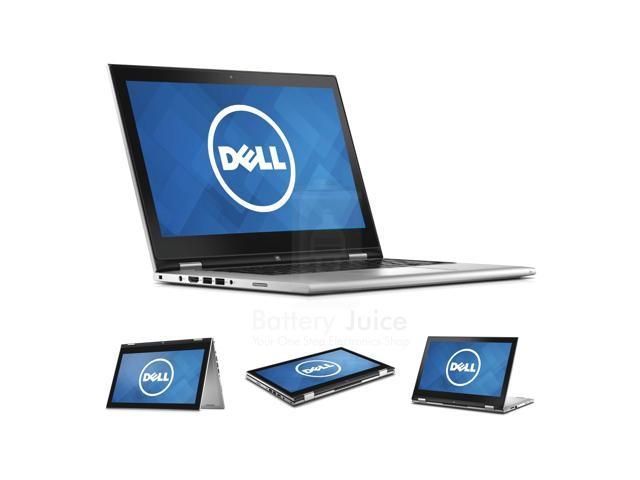 """Dell Inspiron 13 7347 i5 4210U Touch Display 2 in 1 Laptop NoteBook Computer 500GB SATA 8GB DDR3 Win 8.1 13.3"""" IPS 1920x1080 Tablet"""