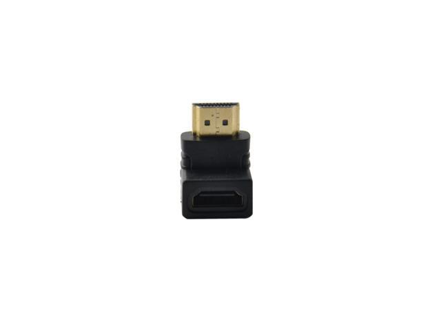 sunweit 90 degree angle HDMI cable Extend Adapter Converter HDMI female to HDMI male HD 1080P