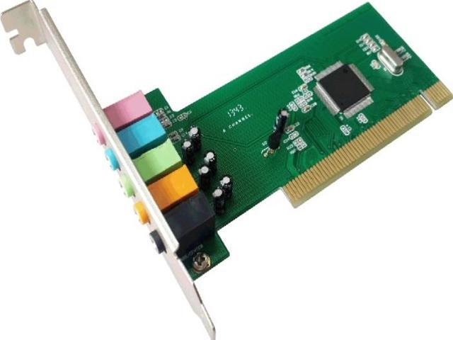 Sunweit PCI 6 channel Sound card CM8738