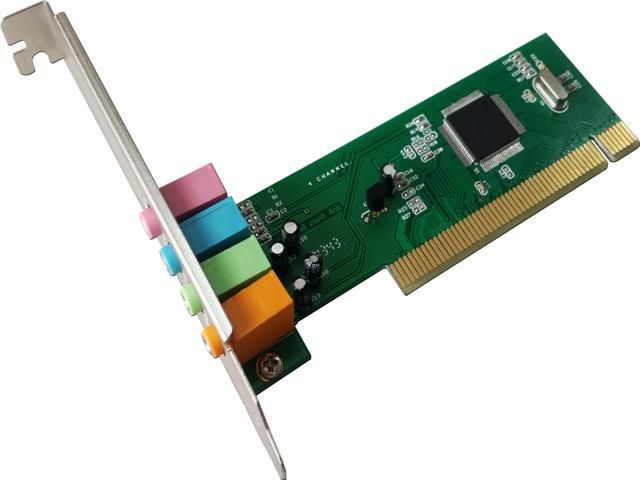 Sunweit PCI Sound Card 4 CH for desktop controller card