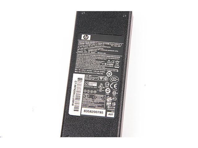 Genuine Original HP 90W 19V 4.74A 4.8*1.7 HP DV6000/8000/9000 ZT3000 EVO Armada