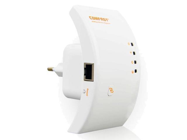 Comfast WiFi 300Mbps Wireless-N Wireless Router Repeater adapter Range Expander Extender AP Client Bridge IEEE 802.11n Network Router Range