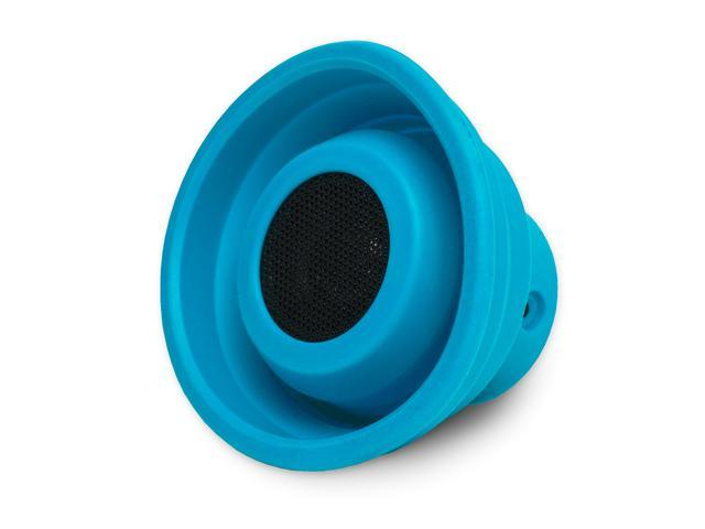 X-Horn Collapsible Portable Bluetooth Speaker (Blue)