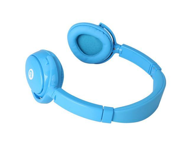 Syllable wireless bluetooth headphone noise reduction headsets for iphone 4 5 samsung cellphone with microphone blue stereo earphone hifi