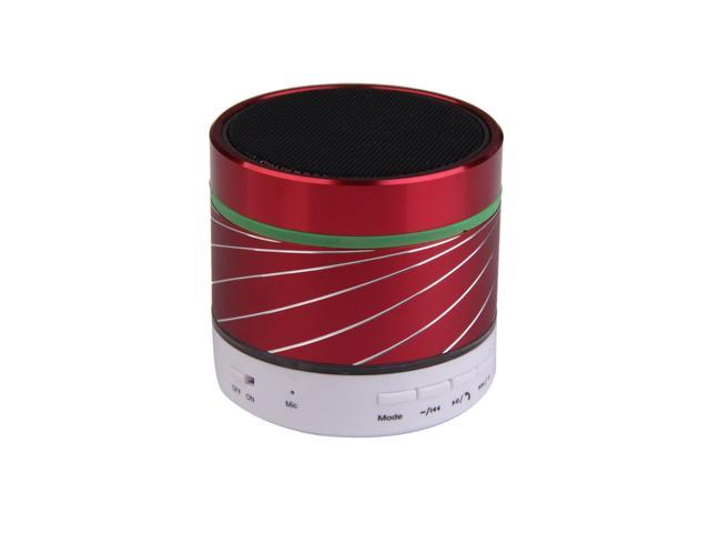 Multifunction Portable Wireless Bluetooth Speaker Support Call Answer Red