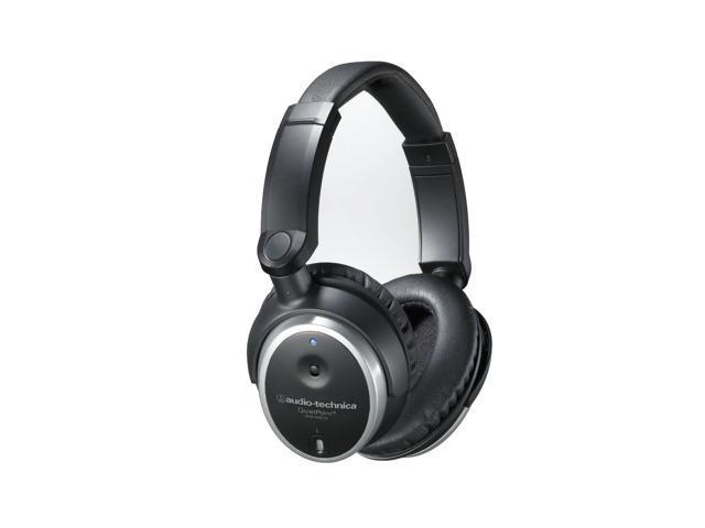 Audio Technica ATH-ANC7B QuietPoint Active Noise-Cancelling Headphones