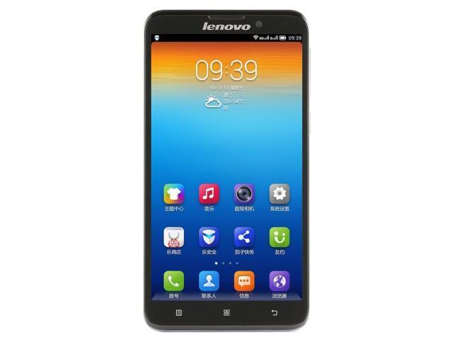 NEW Lenovo S939 Smartphone MTK6592 Octa-core 1.7GHz 6.0Inch 1280 x 720 HD Screen 8GB ROM Dual Camera 3G WIFI Cell Phone
