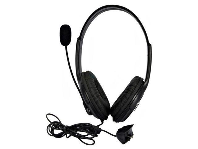 NEW Big Headset with Microphone MIC Eraphone for Xbox 360 Xbox360 LIVE Black