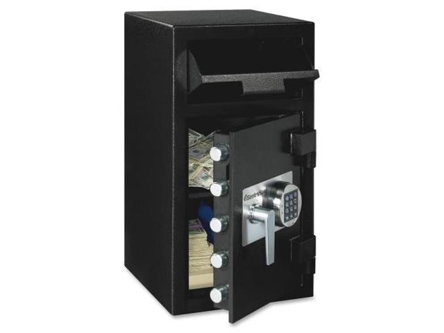 Sentry Safe DH-134E Security Safe - 1.60 ft³ - Programmable Lock, Electronic Lock - 5 x Live-locking Bolt(s) - 27