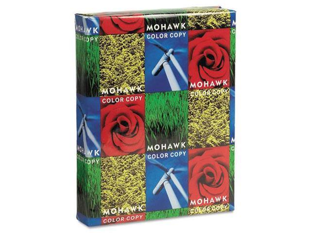 Mohawk 12214 Color Copy 98 Cover 80 Lbs. 8-1/2 X 11 Bright White 250 Sheets/pack, 1 Pack