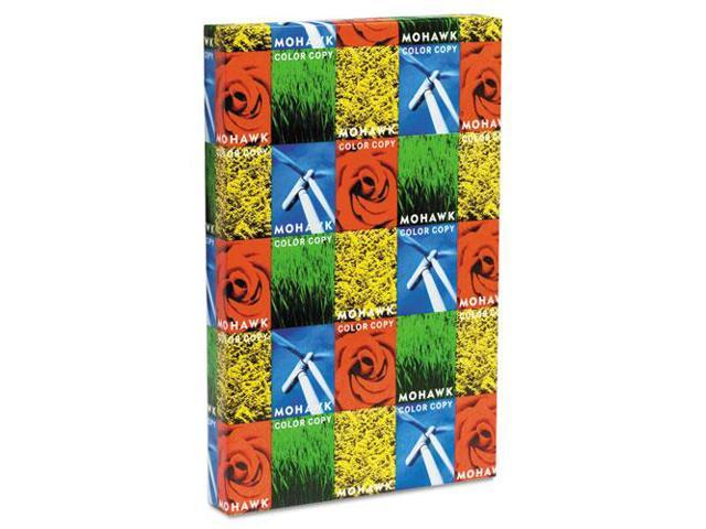 Mohawk 12215 Color Copy 98 Cover, 80 lbs., 17 x 11, Bright White, 250 Sheets/Pack, 1 Pack