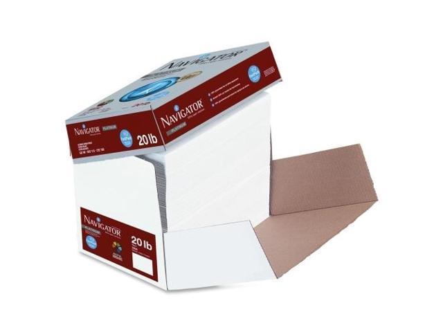Navigator Premium Copy & Multipurpose Paper - For Inkjet, Laser Print - Letter - 8.50