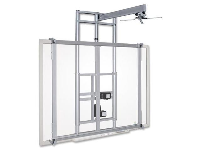 Balt iTeach Wall Mount for Whiteboard, Cart, Projector - Steel - Platinum
