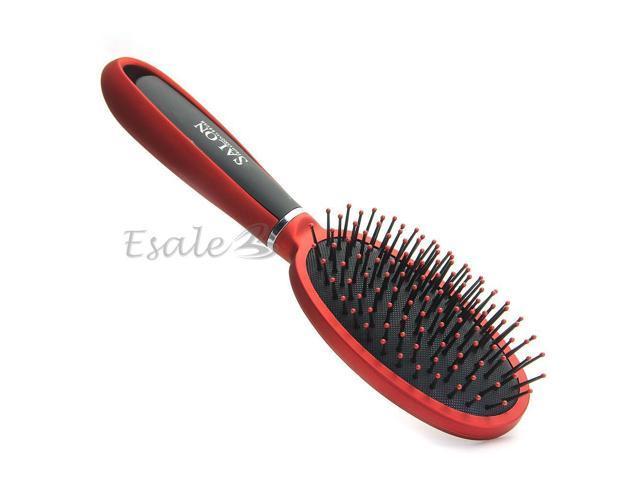 Paddle Cushion Hair Care Massage Massager Comb Brush