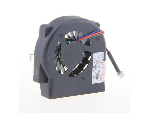 New CPU Cooling Fan for Lenovo/ThinkPad X61 Laptop PC