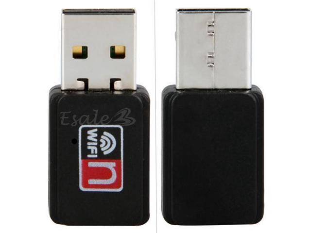 USB 150Mbps 802.11n/g/b Mini WiFi Wireless Card Adapter for WIN XP VISTA 7