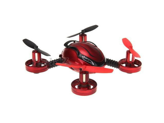 2.4GHz 6 Axis Gyro RC Remote Control Quadcopter Helicopter UFO HD Camera