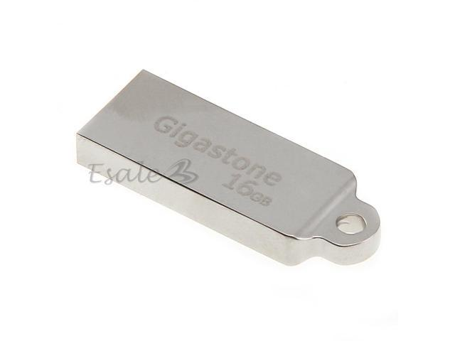 GIGASTONE 16GB USB 2.0 Memory Stick Flash Pen Drive U Disk Waterproof